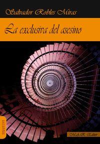 LA EXCLUSIVA DEL ASESINO: portada