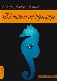 EL MISTERIO DEL HIPOCAMPO: portada
