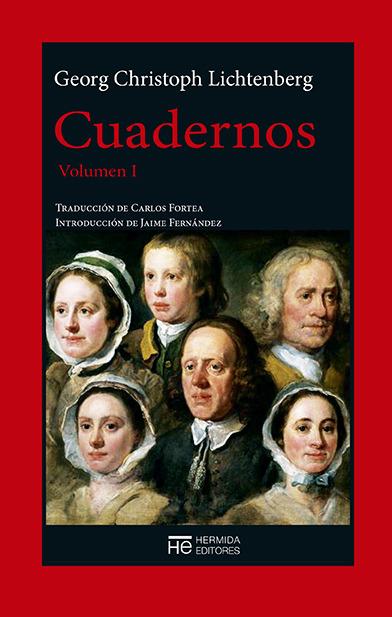 Cuadernos. Volumen I: portada
