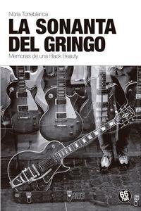 La Sonanta del gringo: portada