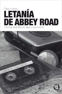 LETANÍA DE ABBEY ROAD: portada