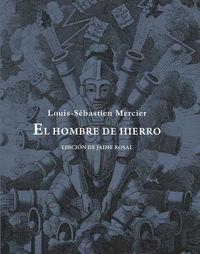 EL HOMBRE DE HIERRO: portada
