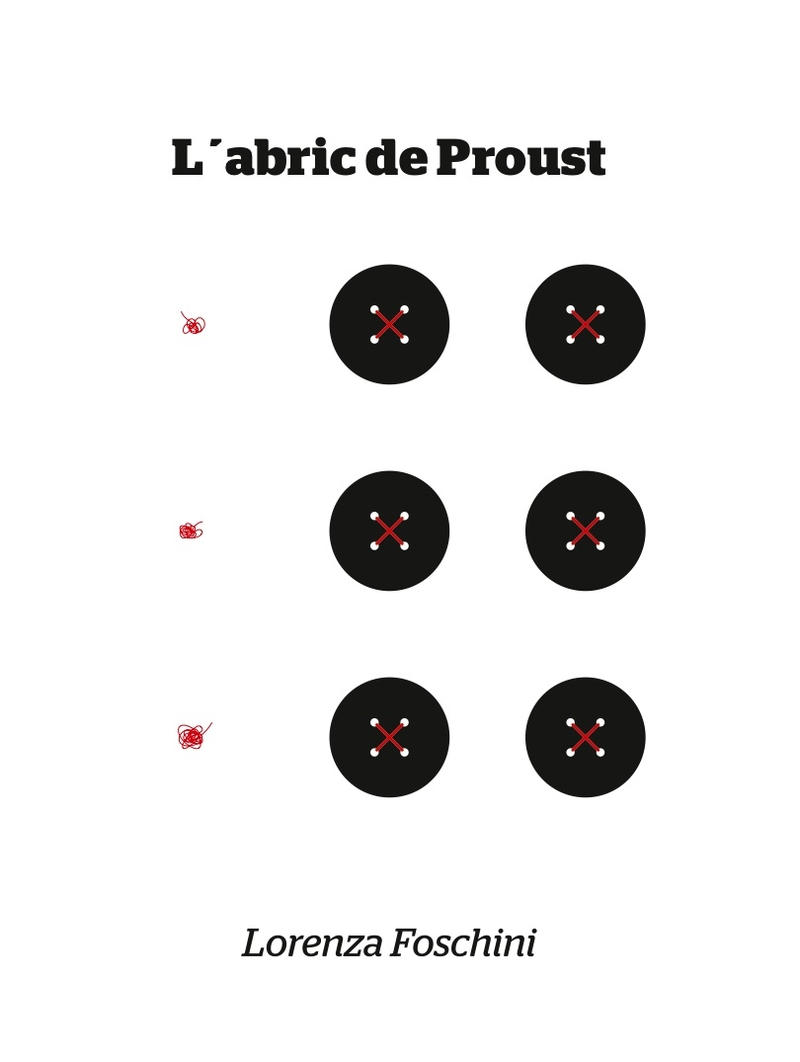 L'abric de Proust: portada