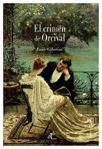 El crimen de Orcival: portada