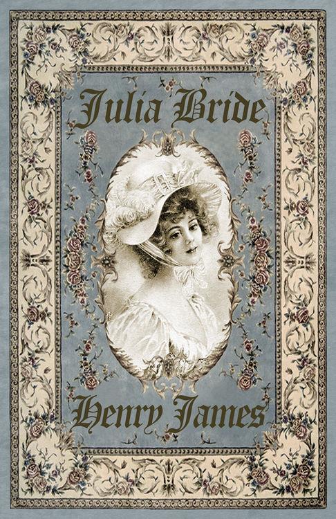 Julia Bride: portada