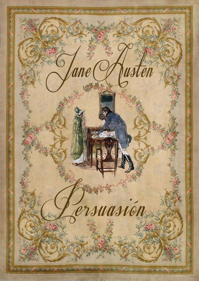 Persuasión + DVD Documental sobre Jane Austen: portada