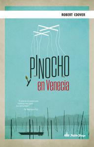Pinocho en Venecia: portada