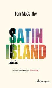 Satin Island: portada