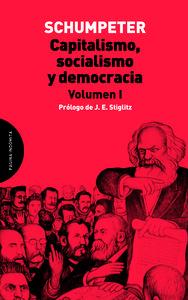 Capitalismo, socialismo y democracia. Volumen I: portada