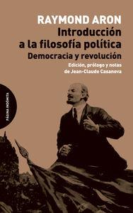 Introducción a la filosofía política: portada