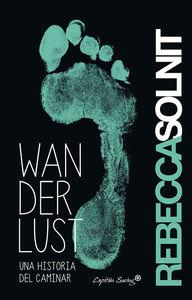Wanderlust: una historia del caminar: portada