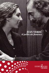 EL JARD�N DEL FLAMENCO: portada