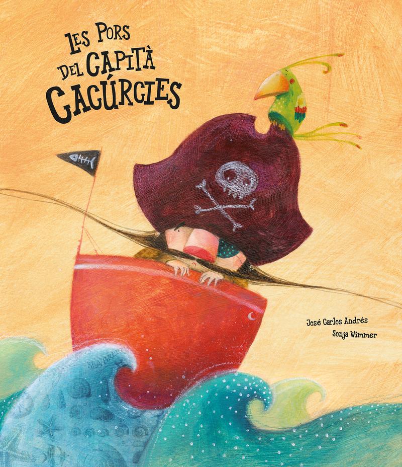 Les pors del capità Cacurcies: portada