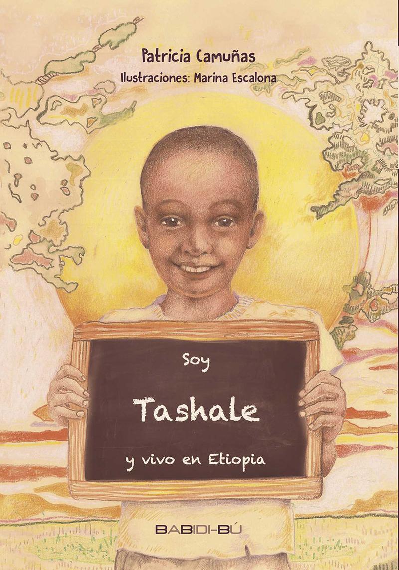 Soy Tashale y vivo en Etiopía: portada