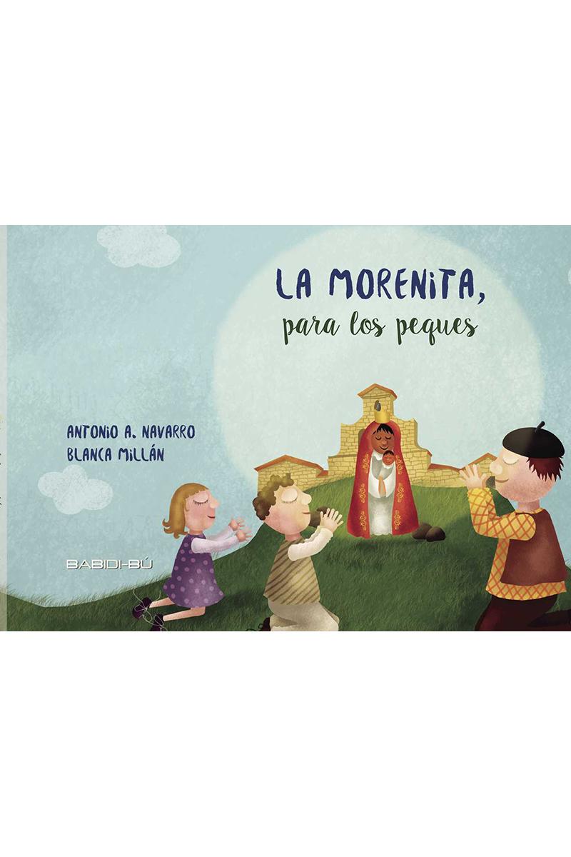 MORENITA PARA LOS PEQUES,LA: portada