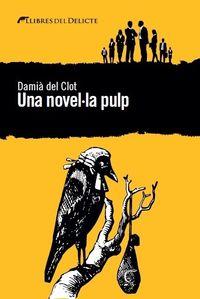 Una novel·la pulp: portada