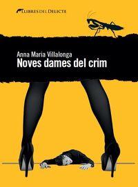 Noves dames del crim: portada
