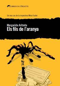 Els fils de l'aranya: portada