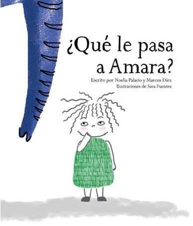 ¿QUÉ LE PASA A AMARA?: portada