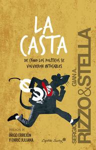 La Casta: portada