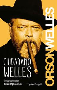 Ciudadano Welles: portada