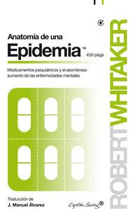 Anatomía de una epidemia: portada