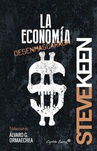 La economía desenmascarada: portada