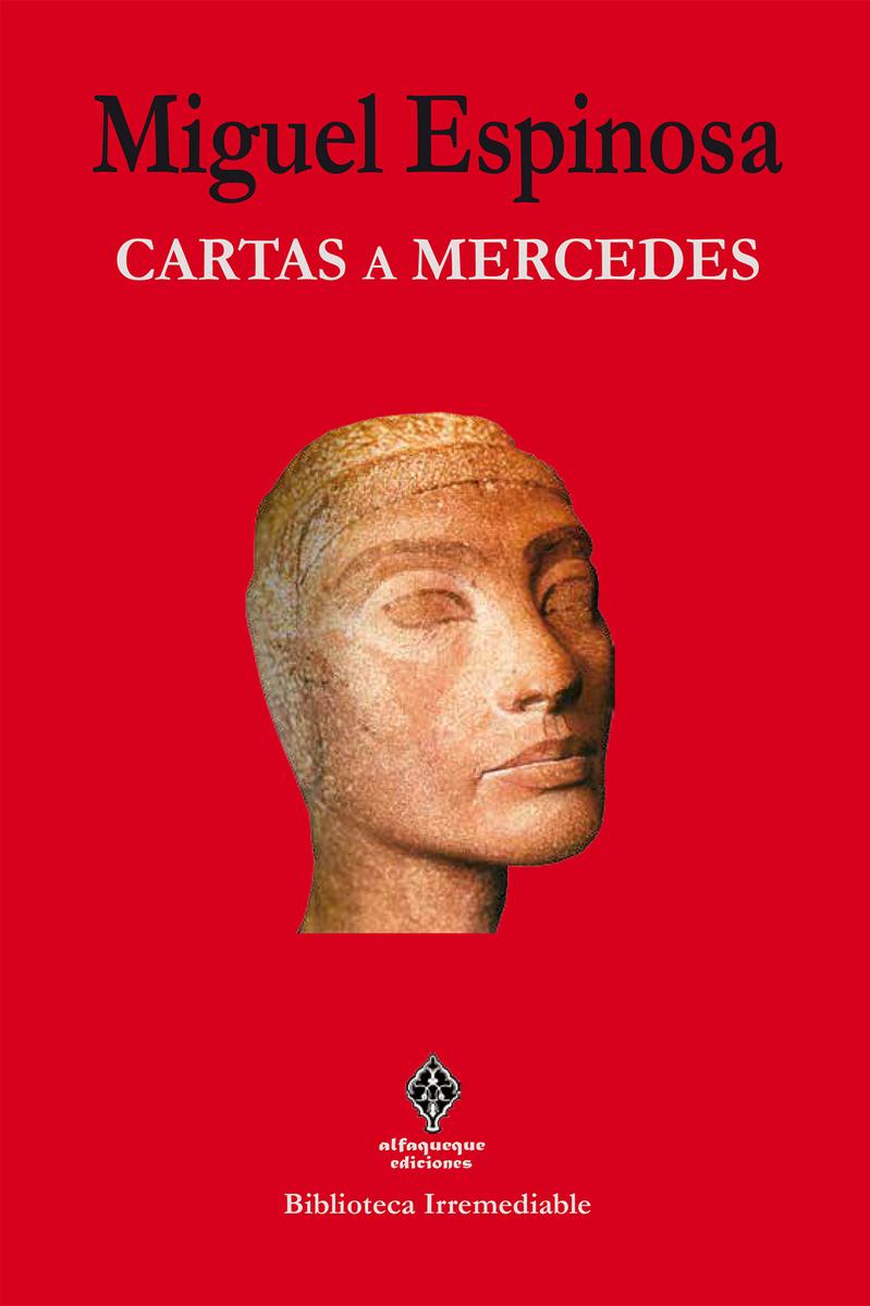 Cartas a Mercedes: portada