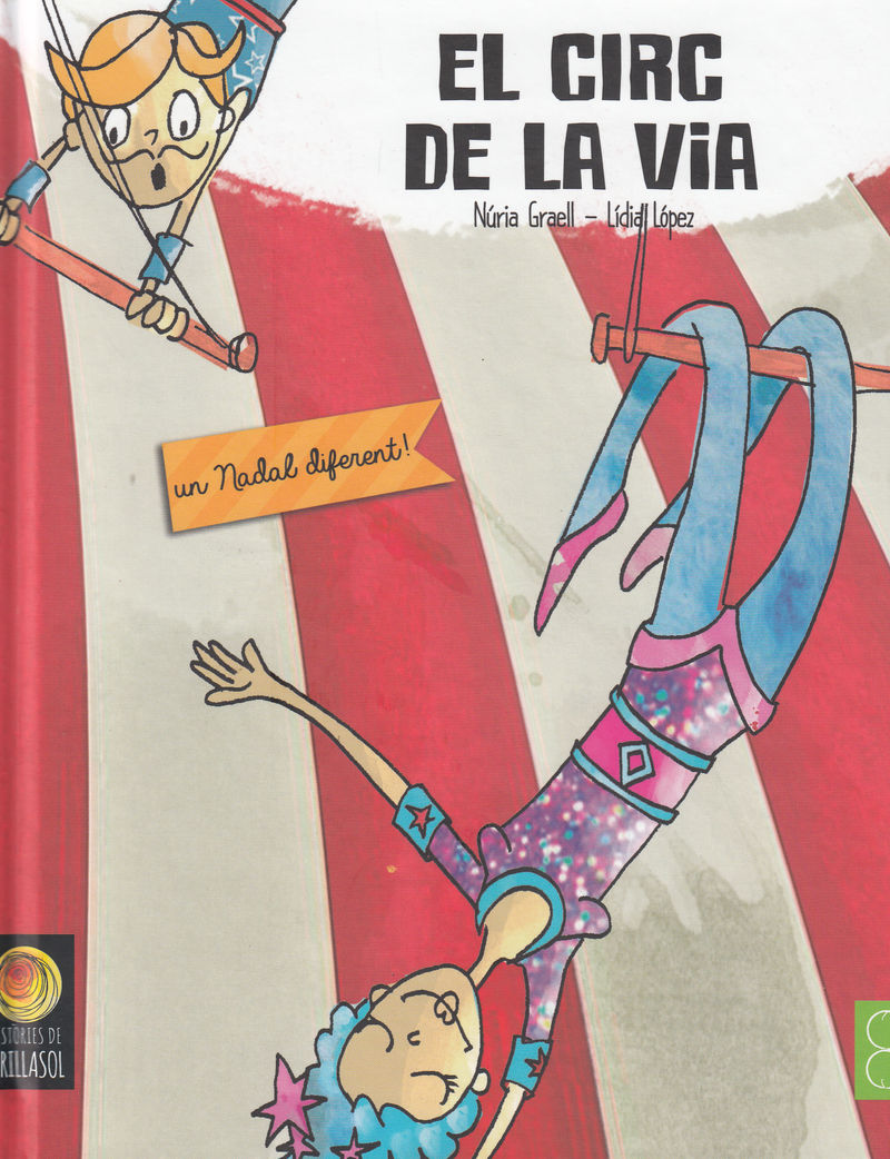 EL CIRC DE LA VIA - CAT: portada
