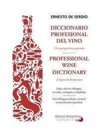 Diccionario Profesional del Vino NE: portada