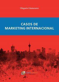 Casos de Marketing Internacional: portada