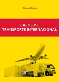 Casos de transporte internacional: portada