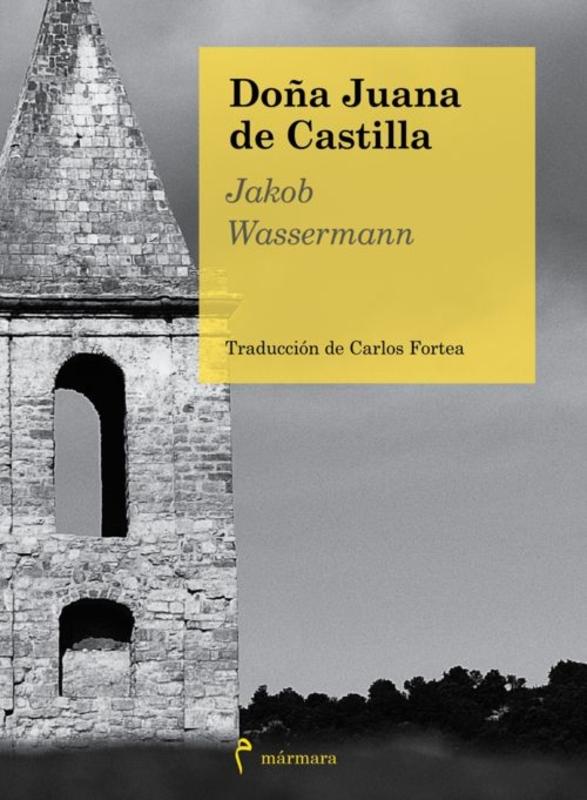 Doña Juana de Castilla: portada