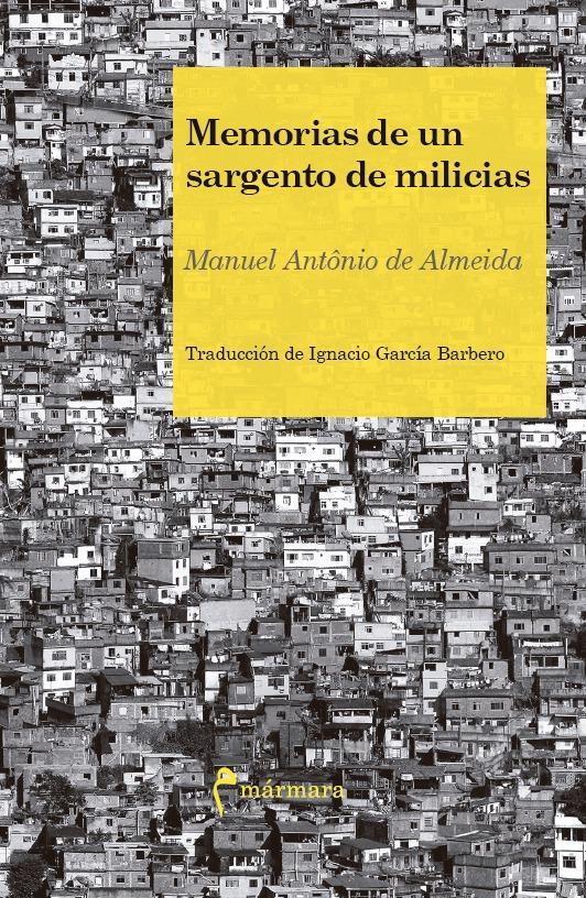 Memorias de un sargento de milicias: portada