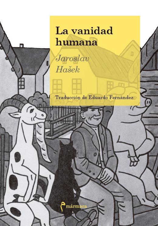 La vanidad humana: portada