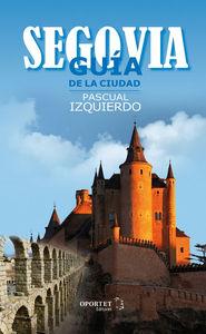 Segovia. Guía de la ciudad: portada