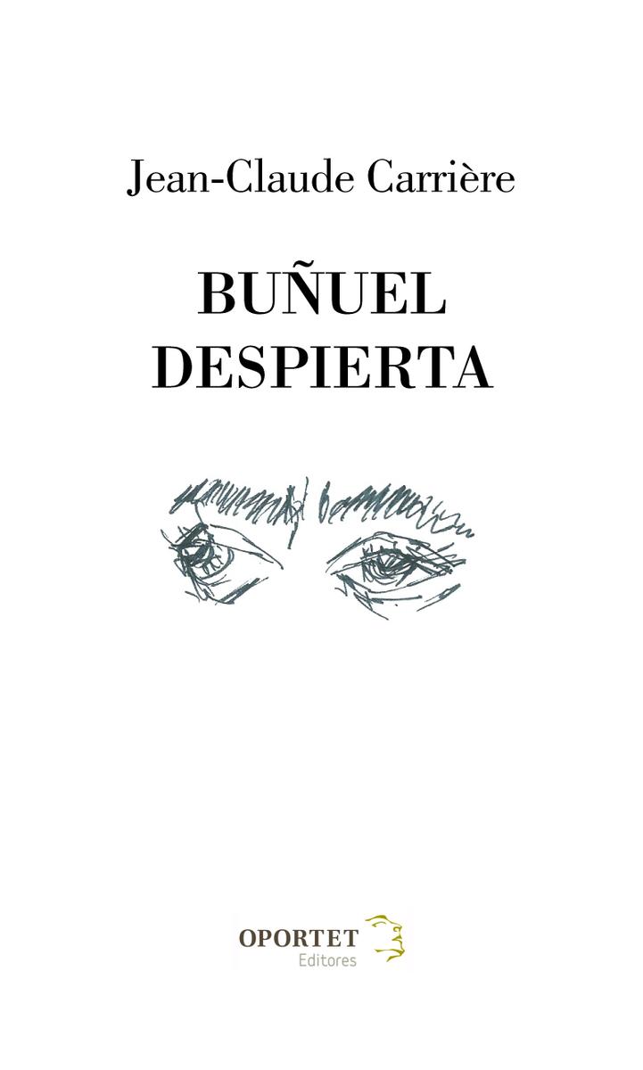 BUÑUEL DESPIERTA: portada