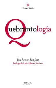 Quebrantología: portada