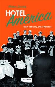 Hotel América: portada