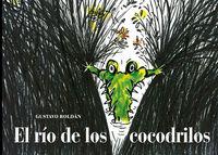 EL RíO DE LOS COCODRILOS: portada