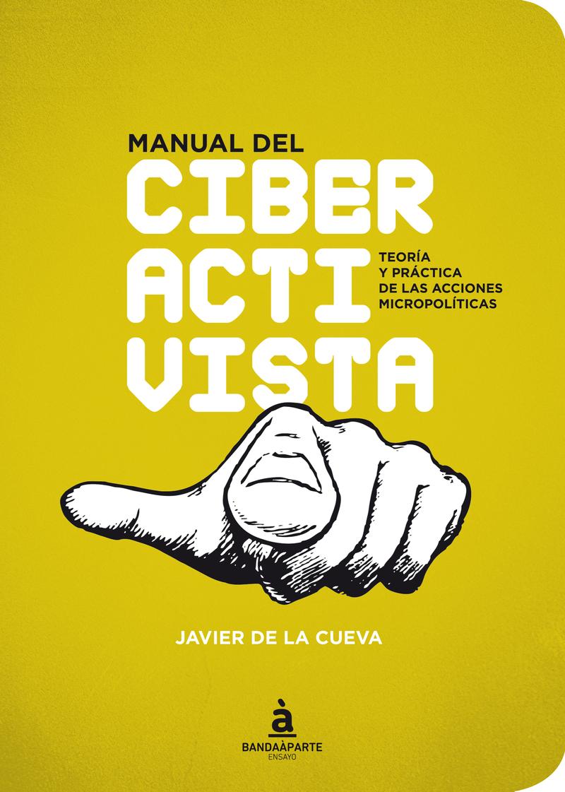 Manual del ciberactivista: portada
