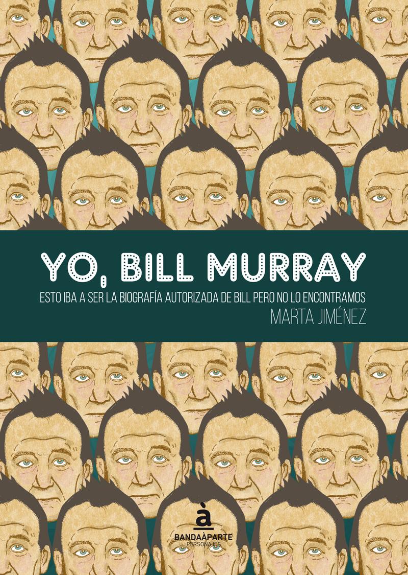 Yo, Bill Murray: portada