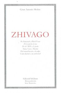 Zhivago: portada