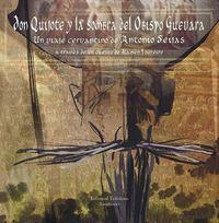 DON QUIJOTE Y LA SOMBRA DEL OBISPO GUEVARA: portada