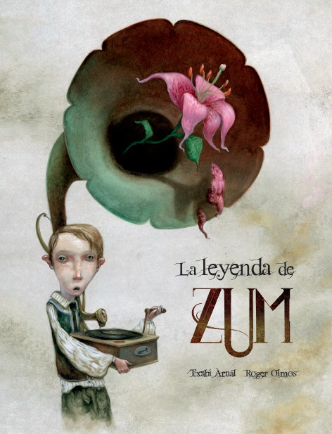 LEYENDA DE ZUM,LA: portada