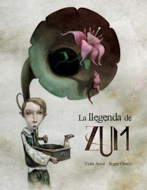 LLEGENDA DE ZUM,LA - CAT: portada