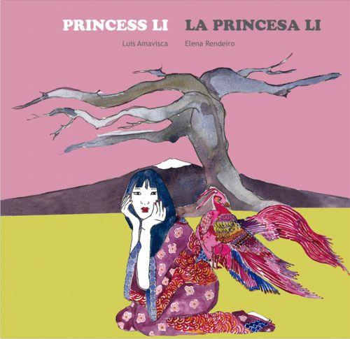 Princess Li / La princesa Li: portada