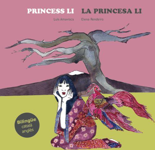 Princess Li / La princesa Li - Cat: portada