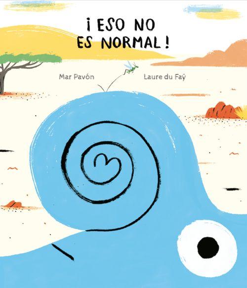 ¡Eso no es normal!: portada