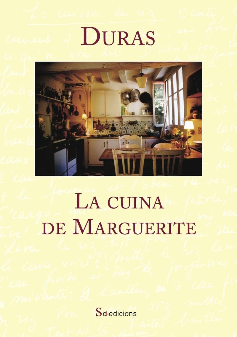 LA CUINA DE MARGUERITE: portada
